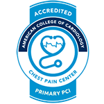 Certified Chest Pain Center